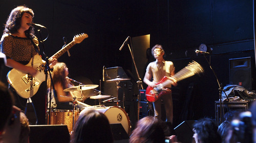 11.30 the Ettes @ Bowery Ballroom (2)