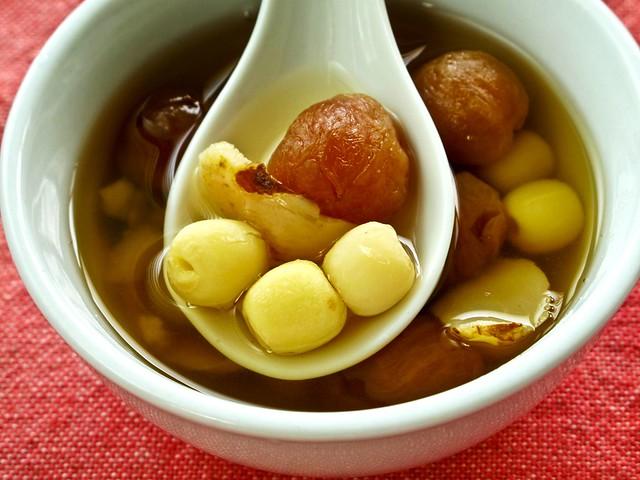 IMG_2369 糖参六味汤, Ginseng six flavour soup