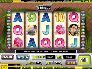 Tiki Lounge slot game online review