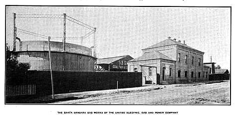 Santa Barbara Gas and Electric Company 1903