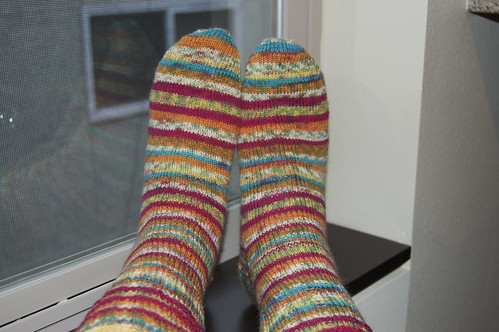 Skittles Socks