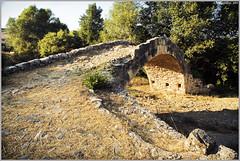Skarfou bridge /    (-Filippos-) Tags: old bridge rural district cyprus 2009 1618 paphos pafos kypros     simou    skarfou