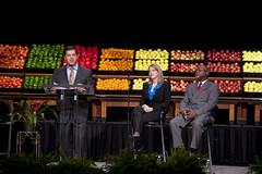 Walmart's Healthier Foods Annoucement in D.C.