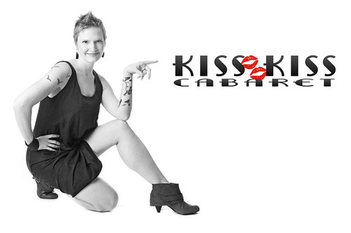 Promo Shot for Kiss Kiss Cabaret