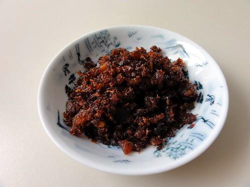 Peranakan-Style Sambal Udang Kering (Sambal Heh Bee)