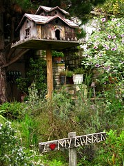 I Love My Garden (linda yvonne) Tags: garden