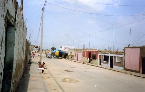 Street in El Carmen