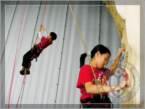 20110122羅家攀岩營299