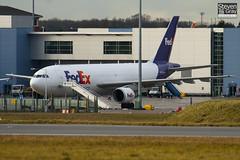 N727FD - 579 - FedEx Express - Airbus A300B4-622R - Luton - 110117 - Steven Gray - IMG_7983