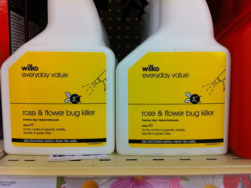 rose & flower bug killer