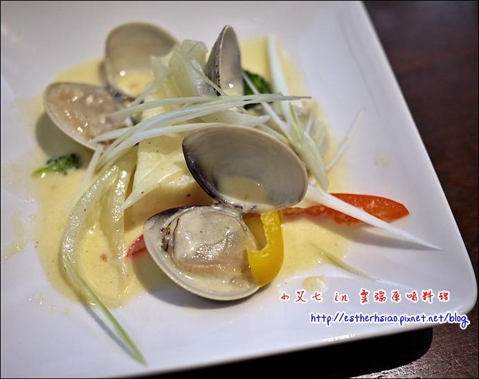 15 白酒蛤蜊