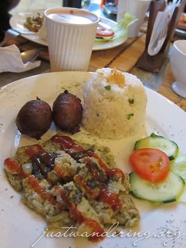 Soul Cafe breakfast