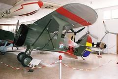 Polikarpov I-15 (hugh llewelyn) Tags: madrid museum aircraft spanish i15 polikarpov