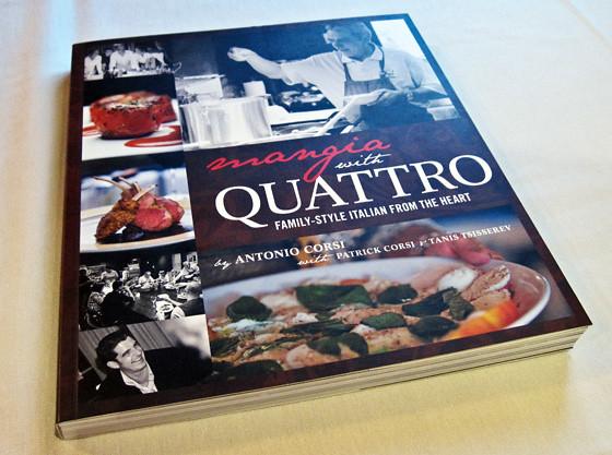 Mangia With Quattro
