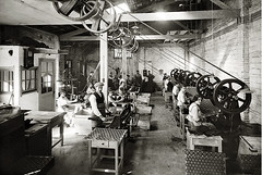 Fábrica de productos químicos Ramón Graupera y Garrigó. Barcelona, 1915-1920
