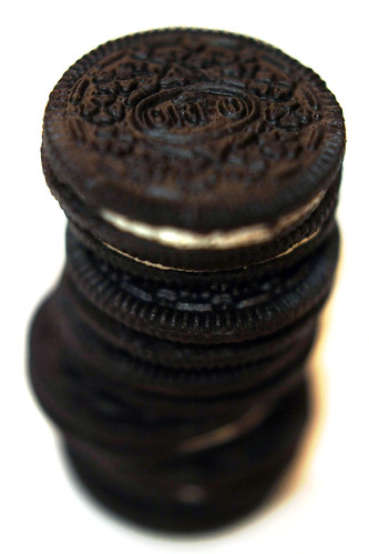 Day 145 - Stack of Oreos