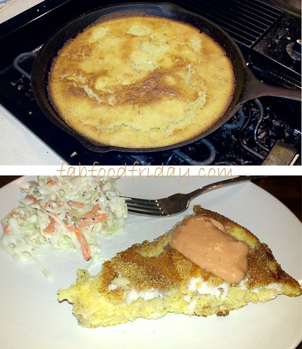 Fish & Hush Puppy Skillet