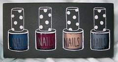 topshop nail varnishes