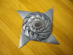 logarithmic wreath (Dasssa) Tags: origami wreath chrispalmer flowertower dasssa origami365