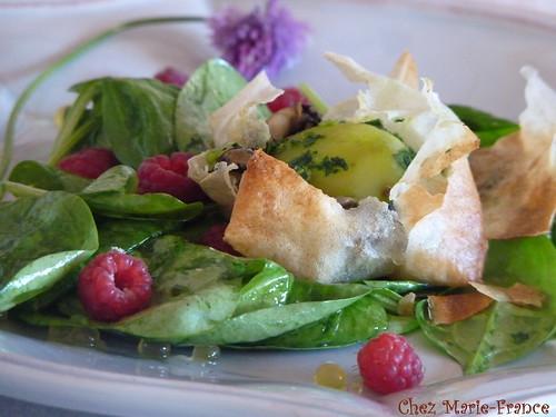 salade de bonnotte