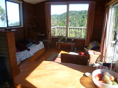 inside of cabin (Sudarshanaloka) Tags: sudarshanaloka tara soitarycabin newzealand triratna buddhist buddhism nature bush solitarycabin retreat solitaryretreat meditation