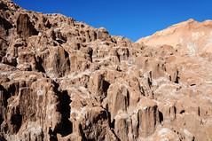 Cuevas de Sal near San Pedro de Atacama / Chile (anji) Tags: chile southamerica americasur latinamerica northernchile valledelaluna sanpedrodeatacama atacamadesert