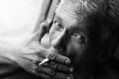 Living on the weed 01 (haqiqimeraat) Tags: bangladesh blackwhite blackandwhite bw monochrome nikon chittagong railway composition 50mmf18 prime