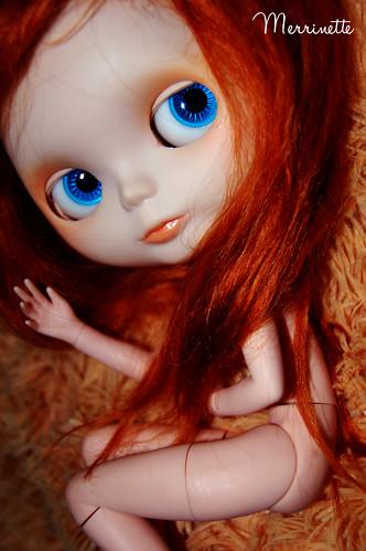 Ariel's New Body