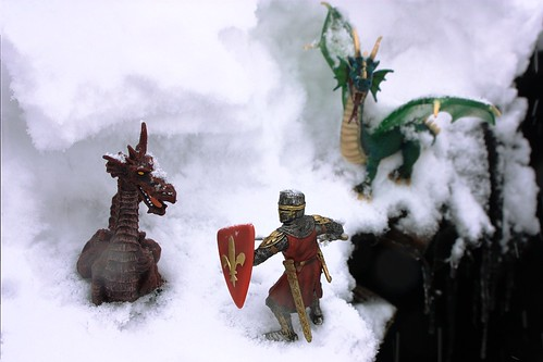 Dragon Fight: Heart of Ice