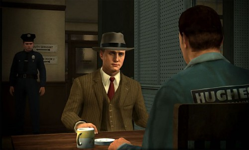New L.A. Noire Official Trailer Comprised of All In-Game Footage