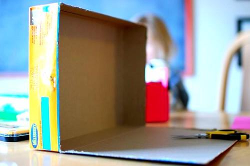 mailbox flap