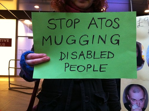 Stop Atos mugging disabled people