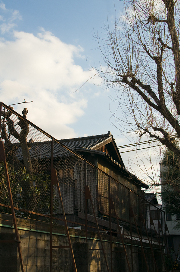 風景|京都十条
