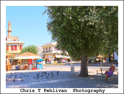 A Day in Chios,Greece