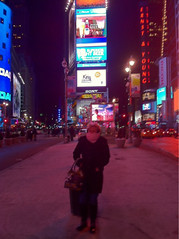 Times Square Cindy