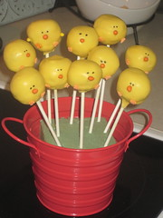 chickie cake pops