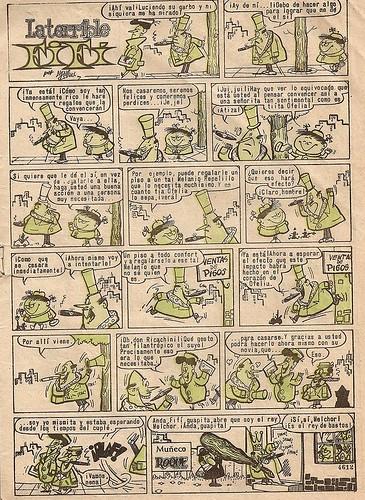 023-La terrible Fifi.-Pulgarcito nº 1652- año 1962