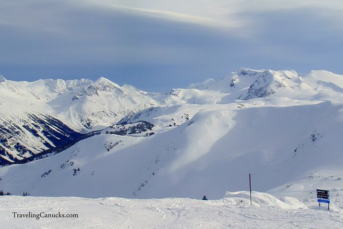 Whistler Mountains, British Columbia