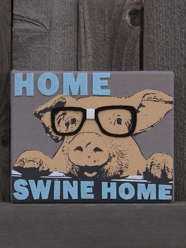 Home Swine Home