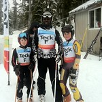Kwame Nkrumah-Acheampong was one of the forerunners at the Mt Washington Teck race Jan 22-23 2011