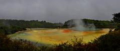 Earthy Fury (~Urban Prowler~ (www.anshumm.com)) Tags: hot pools geothermal thermal seismic tectonic nikond90 anshummandore anshumm urbanprowler 18105vrviaflickrqcom nokian8rotorua