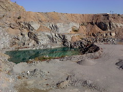 quarry, cesspool (jenly) Tags: phoenixaz buffaloridgepark
