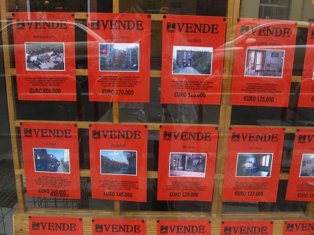 貸家の広告のフリー写真素材