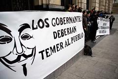 #OPERATIONPAPERSTORM - Los Gobernantes deberían temer al Pueblo