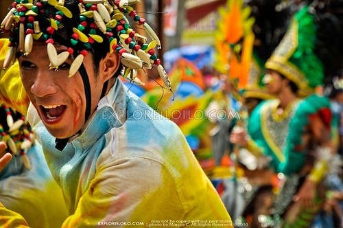 Dinagyang Ati Competition 2011 Photos