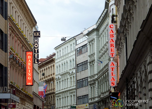 Strip Clubs in Prague