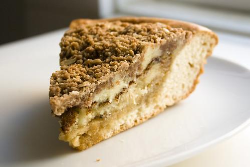 Momofuku's Cinnamon Bun Pie