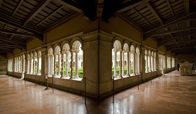Cloister of San Paolo