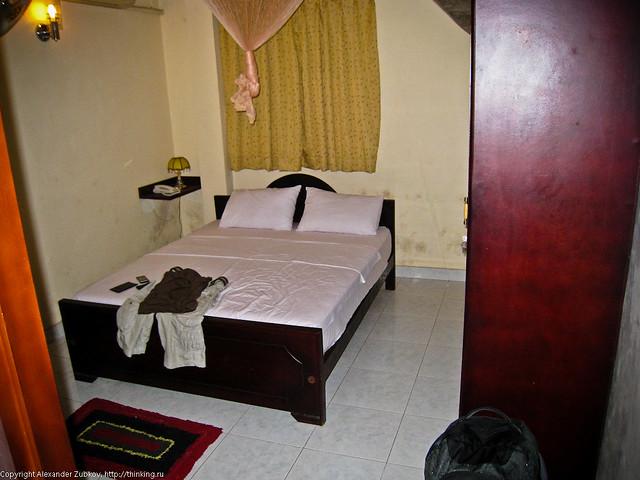 Номер в отеле Champi's
