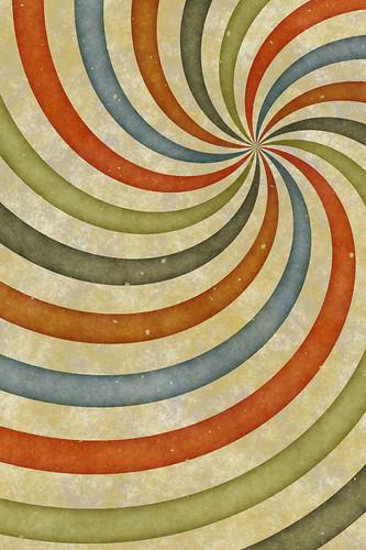iPhone Background - Twirl